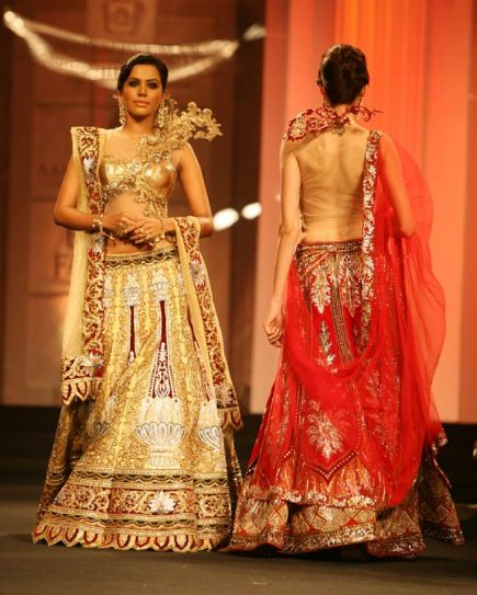 Bridal Fashion Week 2012