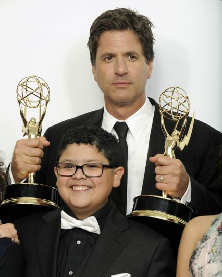 Steven Levitan and Rico Rodriguez