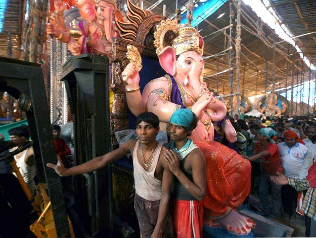 Idol of Lord Ganesha