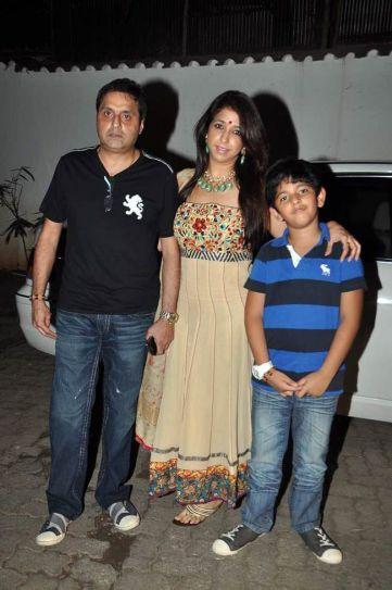 Sunil and Krishila Lulla