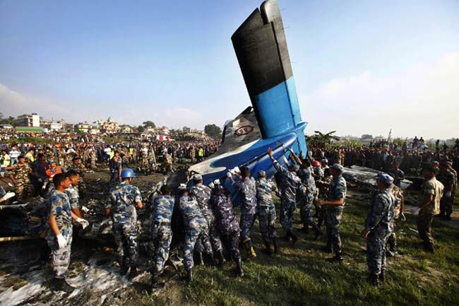 Nepal air tragedy