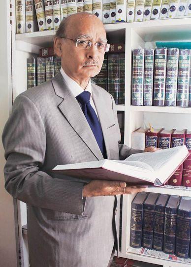 Justice P.P Naolekar