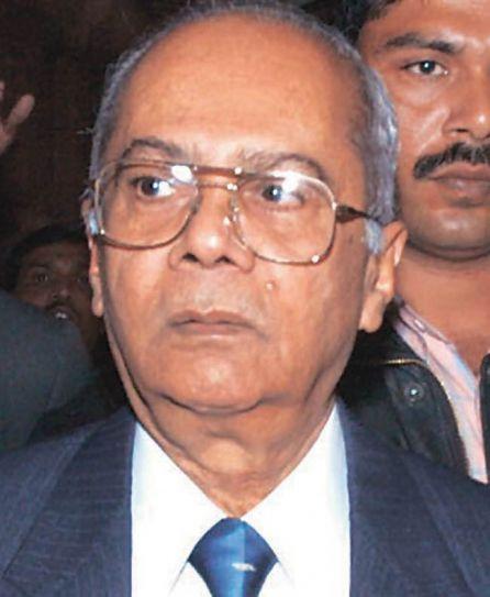Justice G.T Nanavati