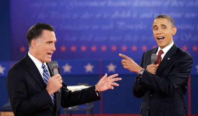 US presidential debate