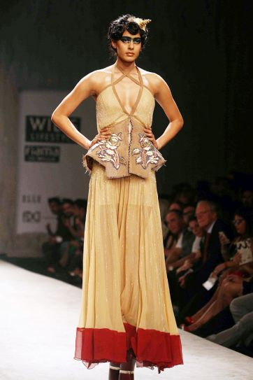Wills Lifestyle India Fashion Week Summer Collection 2012
