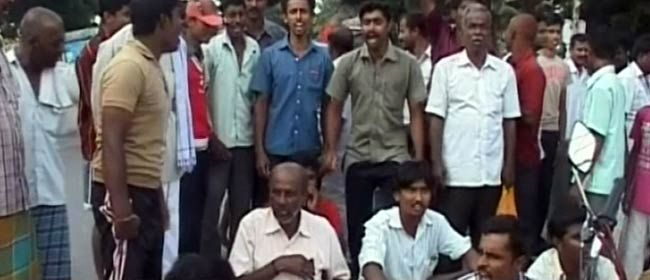 Cauvery protests