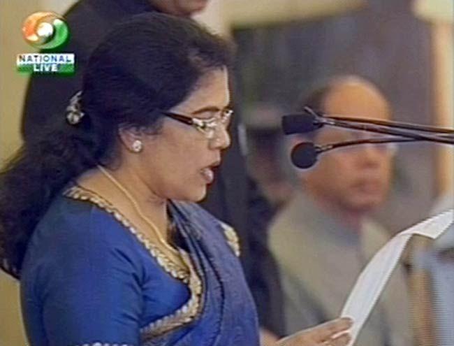 Dr Krupa Ravi Killi