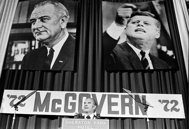 McGovern no more