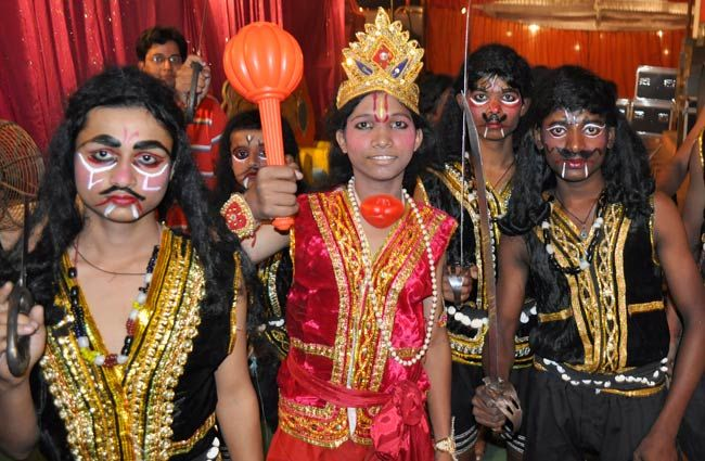 Ravana's army
