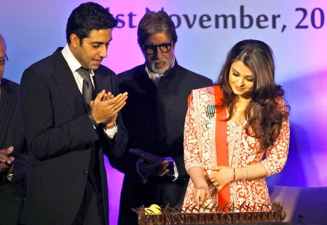 Aishwarya honoured