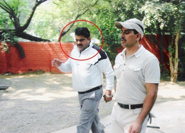 Jagdish Sharma hurled shoe at Arvind Kejriwal