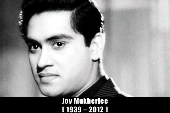 Joy Mukherjee