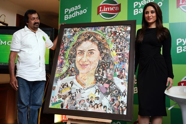 Kareena meets her 'fan number one' in New Delhi