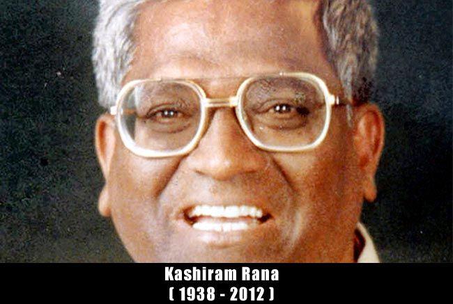 Kashiram Rana