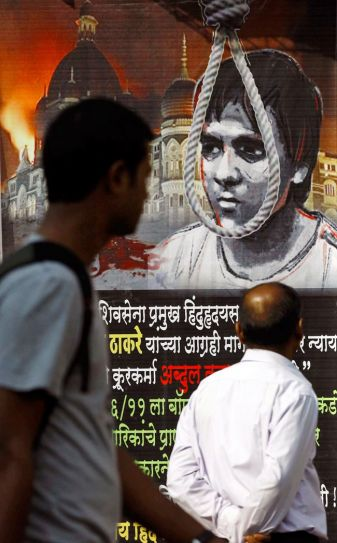 A tribute to 26/11 martyrs