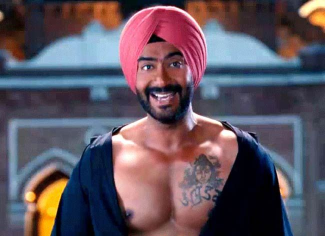 Ajay Devgn in Son Of Sardaar