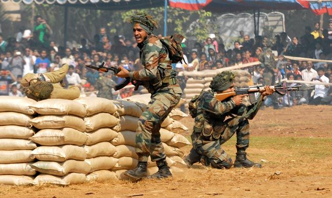 'Know Your Army Mela'