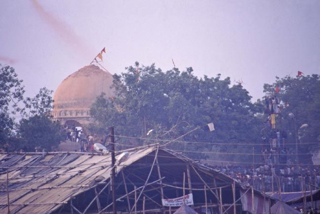 Remembering the barbaric Sunday: 20 years after Babri Masjid fell