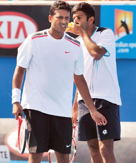 Indian tennis washed its dirty linen in full public view.
