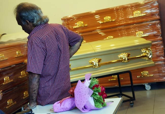 Delhi gangrape victim's body