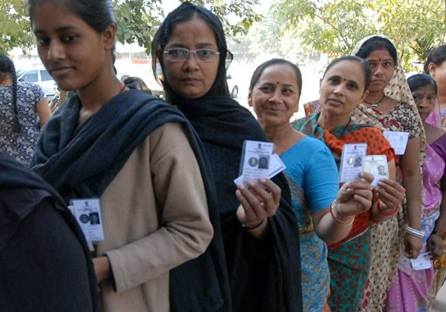First phase of Gujarat polls