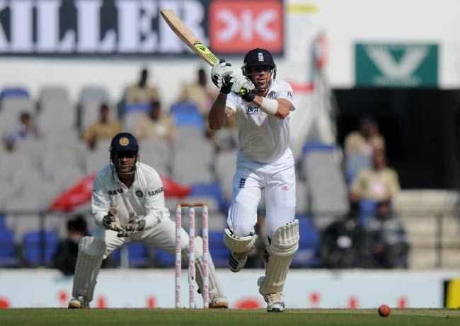 India vs England cricket match