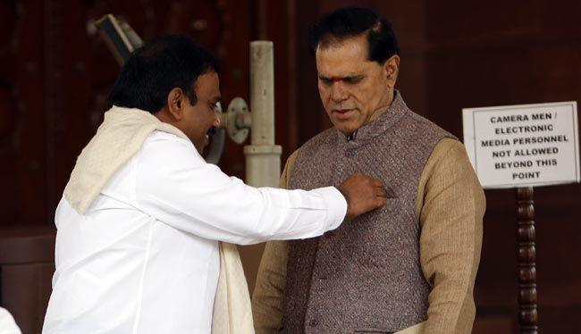 A Raja, T Subbarami Reddy