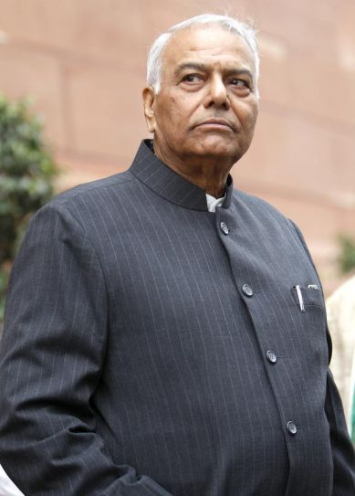 BJP MP Yashwant Sinha