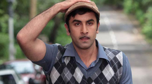 Ranbir Kapoor in Barfi