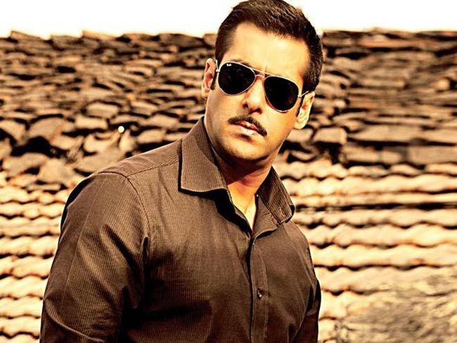 Salman in Dabangg 2