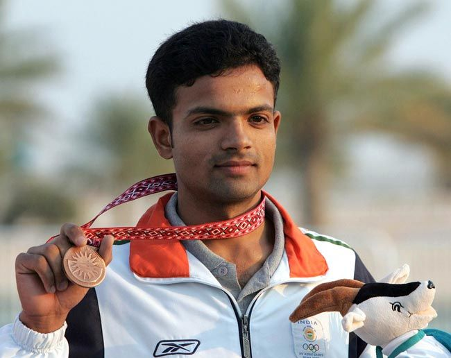 Vijay Kumar becomes the second Armyman to win an Olympic silver in shooting.