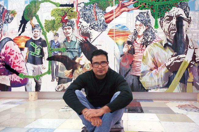 India Art Fair 2013