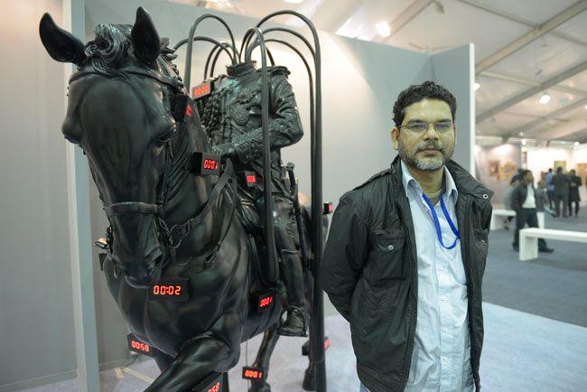 Artist T. V. Santosh
