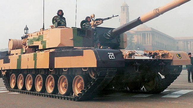 Arjun tank supply scam, 2009