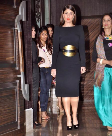 Kareena Kapoor and Shobha De