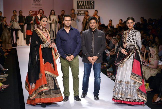 Wills Lifestyle India Fashion Week Autumn/Winter 2013