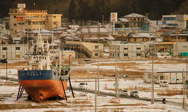 Japan Fukushima disaster second anniversary