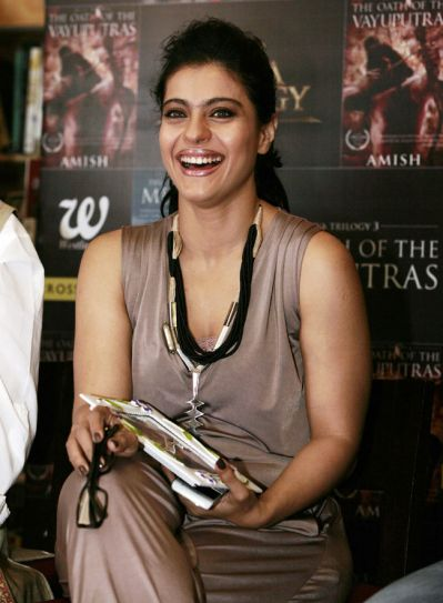 Bollywood actor Kajol