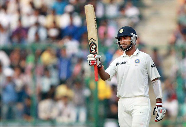Cheteshwar Pujara, India vs Australia Test