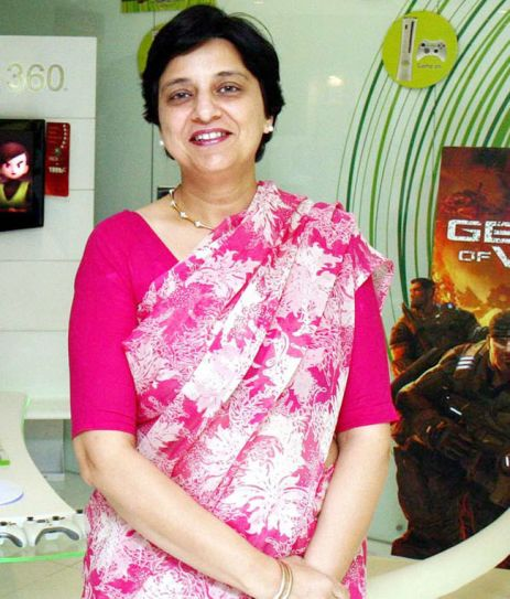 Neelam Dhawan, MD, Hewlett Packard India