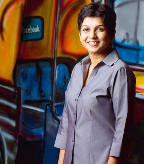 Kirthiga Reddy, Head, Facebook India