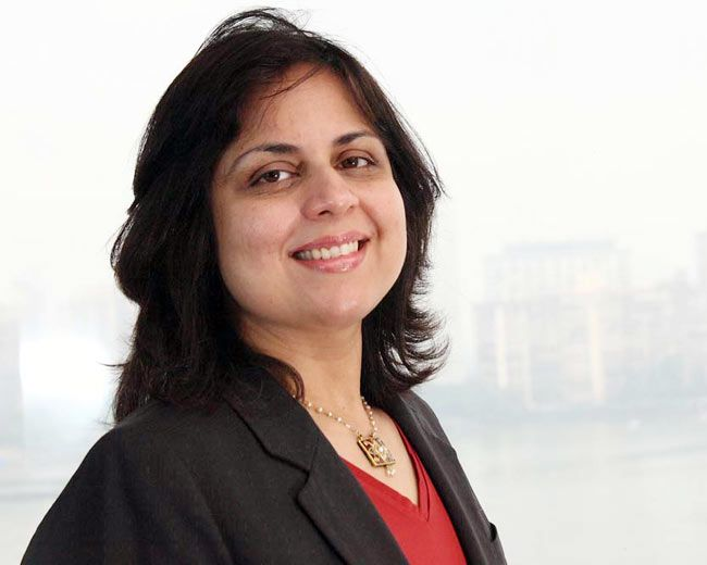 Aisha De Sequeira, MD, Morgan Stanley India Investment Banking