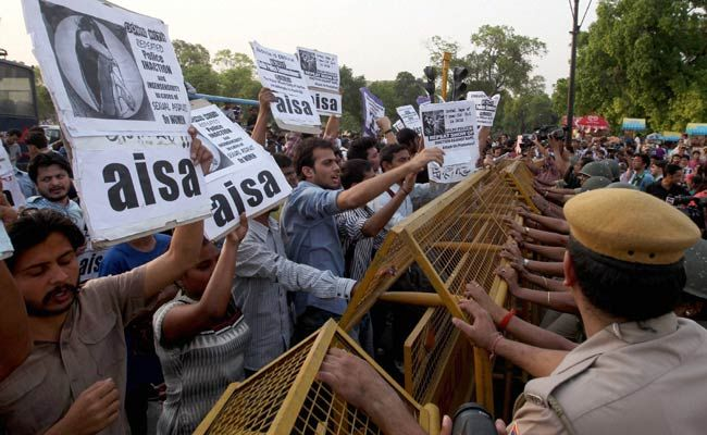 AISA activists