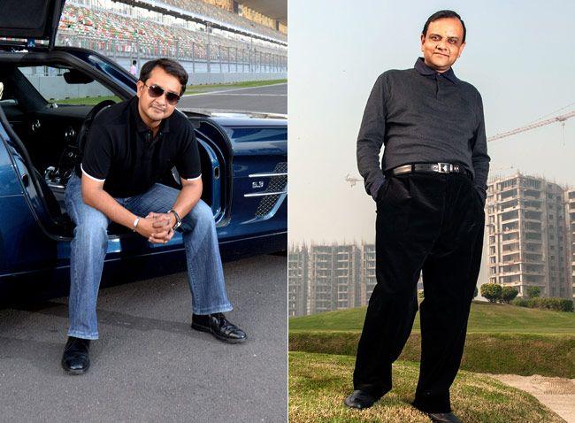 Manoj Gaur and Sameer Gaur