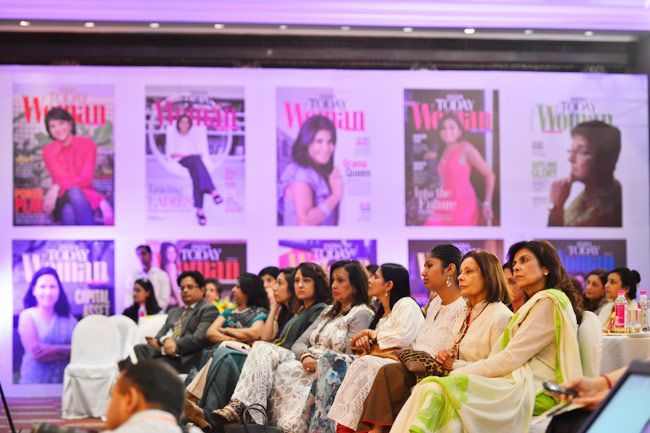 India Today Woman Summit 2013