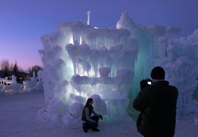 Ice castles of Silverthrone