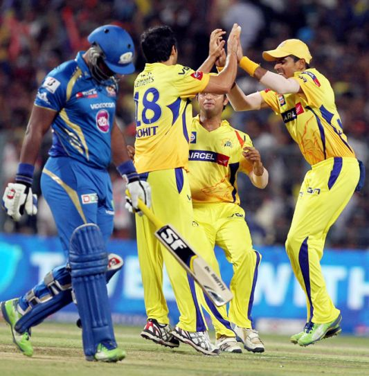 Mumbai Indians Vs Chennai Super Kings Songs 2018: Super King Mumbai Indians