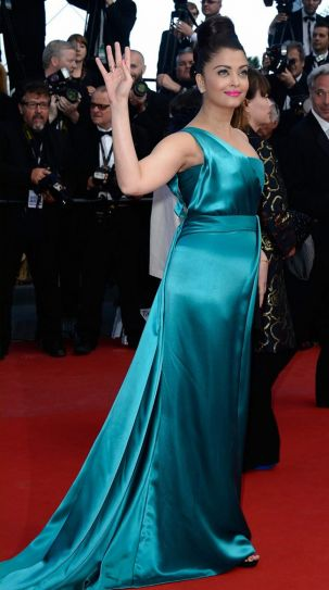 From flab to fab: Aishwarya's one year journey at Cannes ...