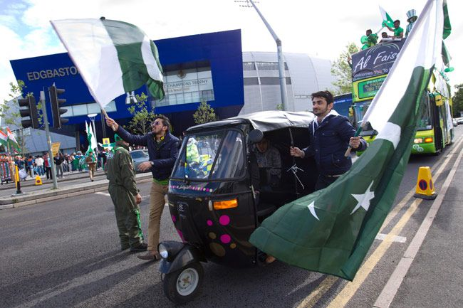 Pakistani fans