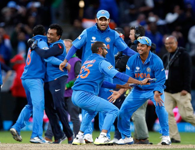 India win Champions Trophy 2013